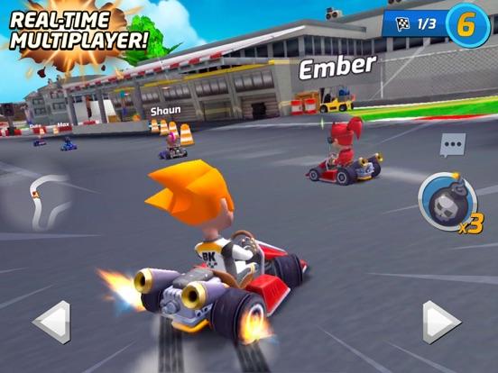 Boom Karts -Multiplayer Racing screenshot 7
