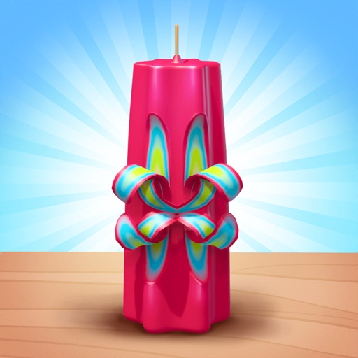Candle Craft 3D icon