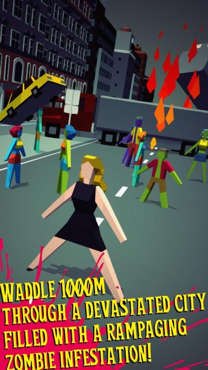 1000m Zombie Escape! screenshot-0