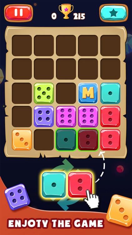 Dominoes Merge : Block Puzzle