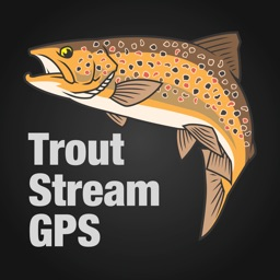 Trout Stream GPS - Fly Fishing