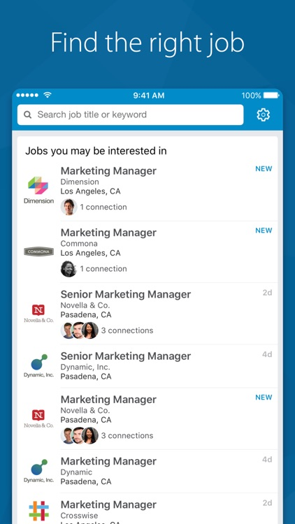 LinkedIn Job Search screenshot-0