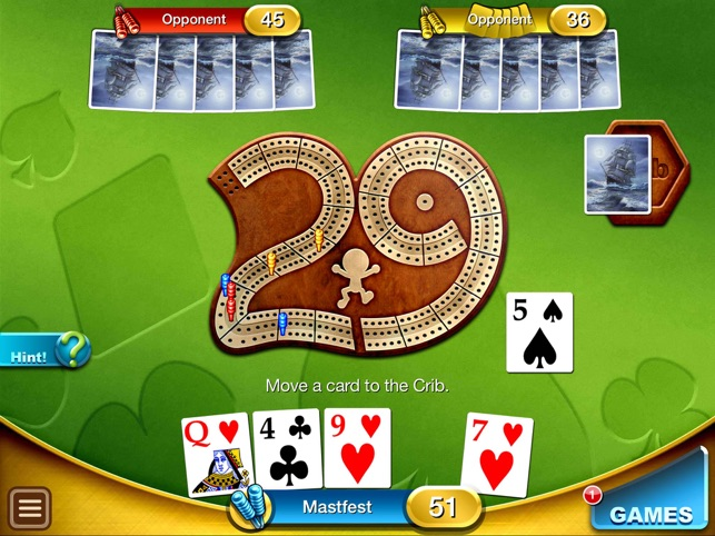 Cribbage Premium Screenshot