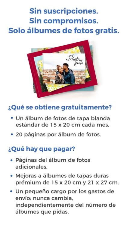 FreePrints Álbumes de Fotos screenshot-4