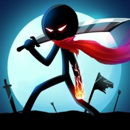 Stickman Ghost Ninja Warrior