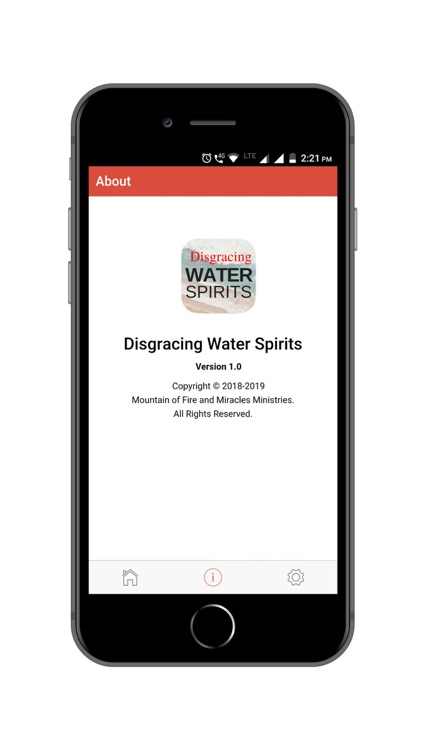 Disgracing Water Spirits screenshot-4