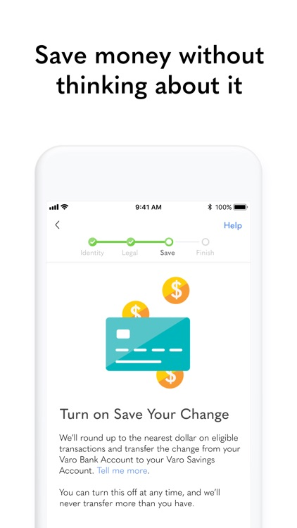 Varo Mobile Banking screenshot-3