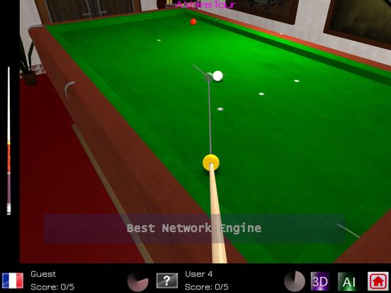 Carom Billiards Pro screenshot 8