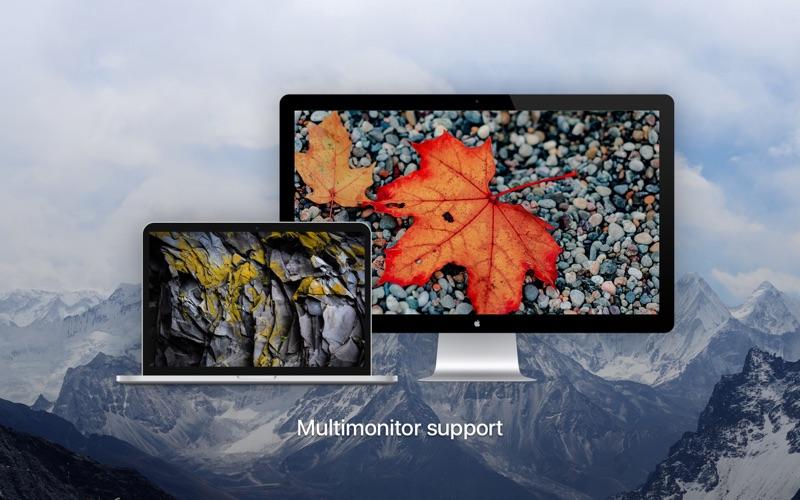 Irvue utilisez les photos d'Unsplash comme wallpaper-capture-4