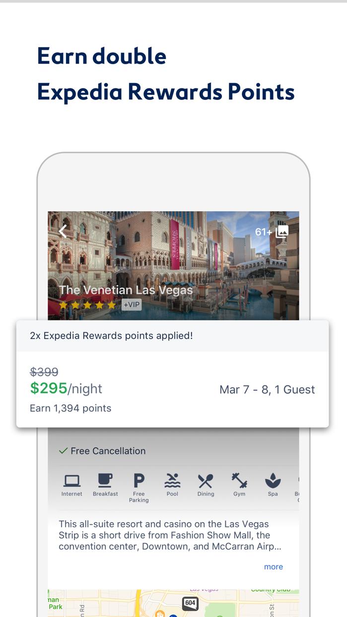 Expedia: Hotels, Flights & Car Screenshot