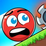 Red Bounce Ball Heroes на пк