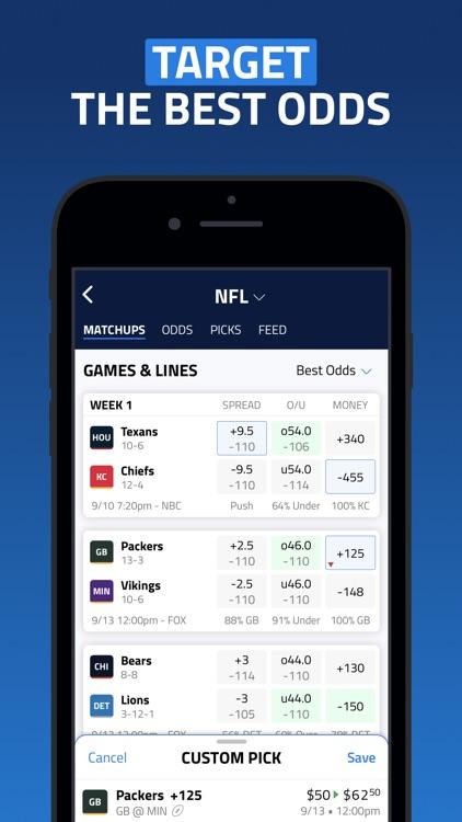 BettingPros: Sports Betting