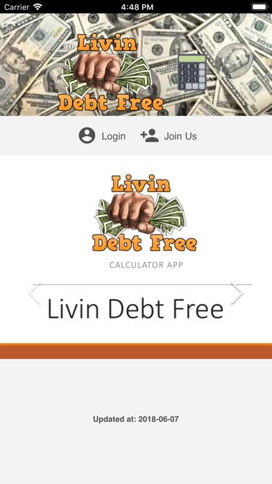 Livin Debt Free screenshot three