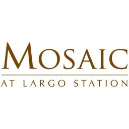 Mosaic at Largo Station