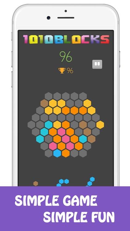 Block 1010 Puzzle Game