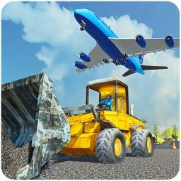 OffRoad Runway Construction 18