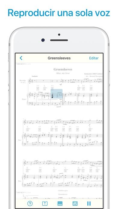 download Lector de partituras y notas apps 3