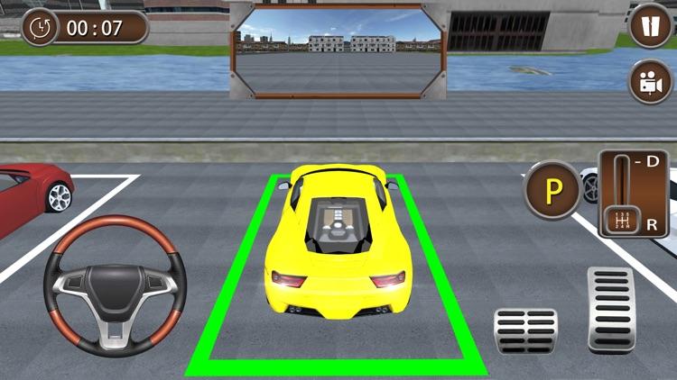 Car Parking 3D screenshot-4