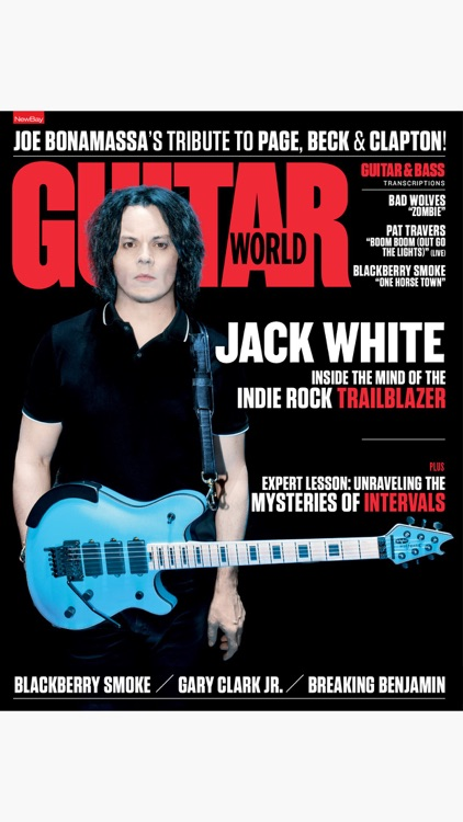 Guitar World Magazine