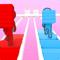 App Icon for Bridge Race App in United States App Store