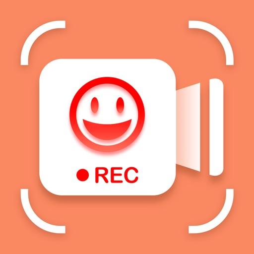 Reaction Cam - Screen Recorder