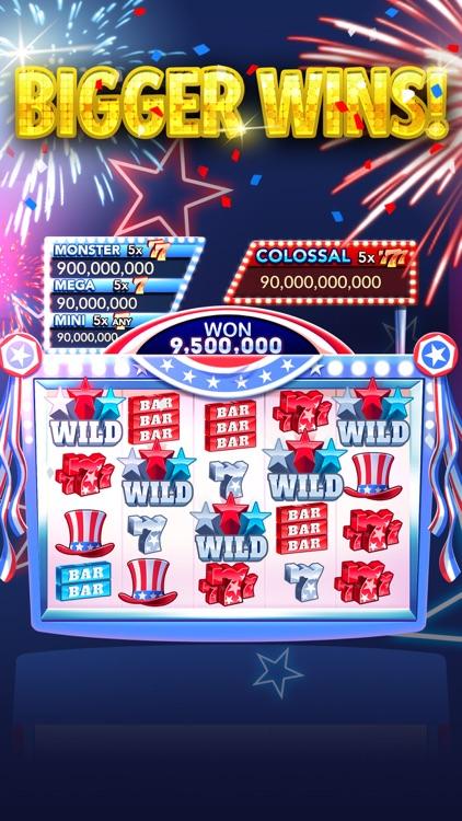 Big fish casino slots games by big fish games inc for Big fish casino slots