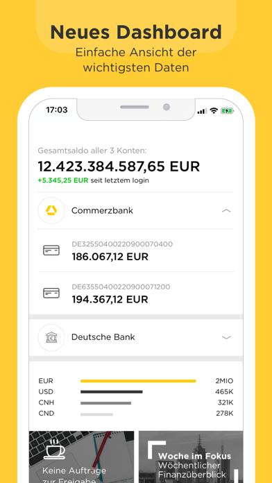 Commerzbank Corporate Bankingのスクリーンショット3