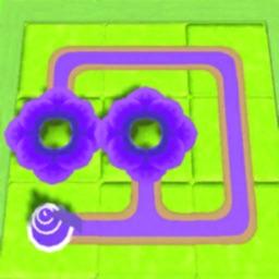 Water Puzzle 3D-Connect Puzzle