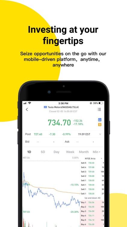 Tiger Trade-Global Invest&Save screenshot-0