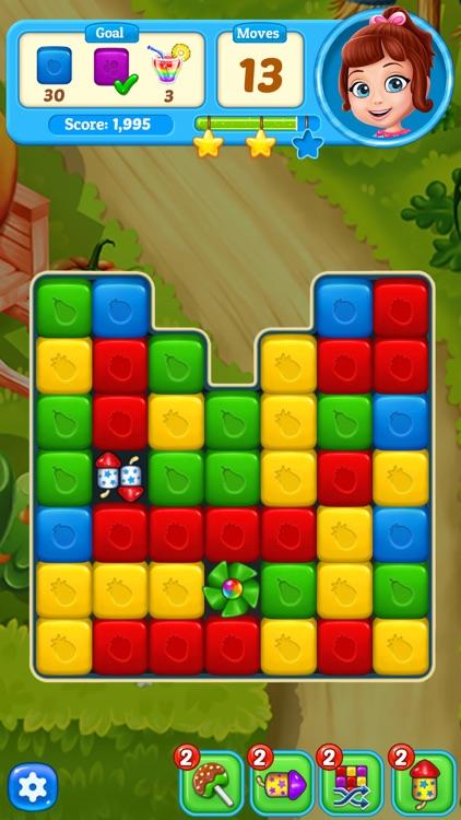 Fruit Cube Blast screenshot-6