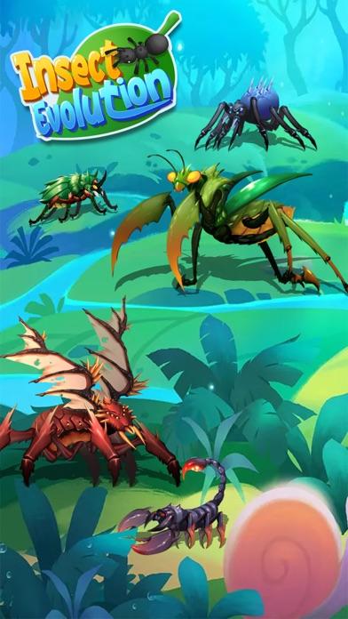 Insect Evolution screenshot 1