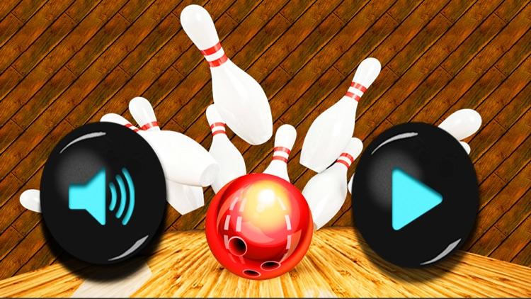 Real Ten Pin Bowling Strike 3D screenshot-3
