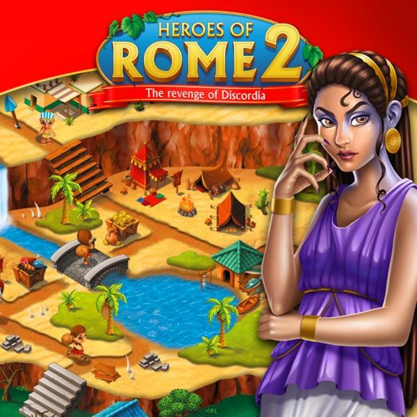 Heroes of Rome II