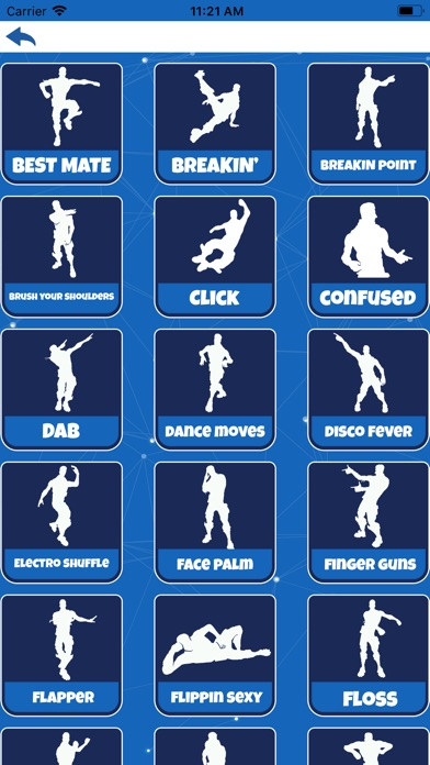 Dance Emotes App For Fortnite Screenshot 2