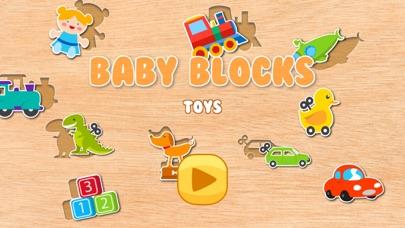 Baby Toy Shape Blocks Puzzle screenshot one