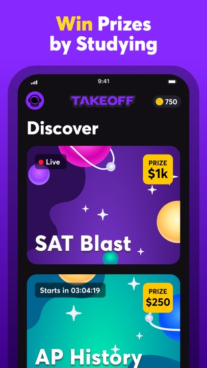 Takeoff - Live Learning Games