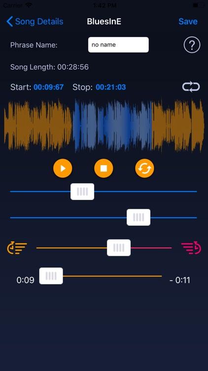 Slow Down Music Player screenshot-5