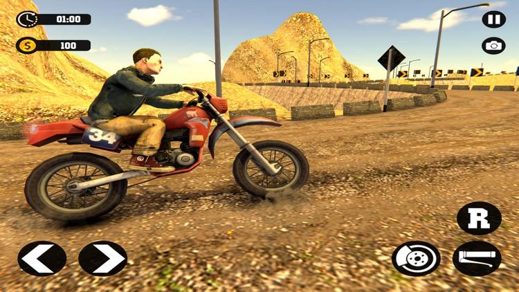 Offroad Bike Racing Stunt Bike screenshot-3