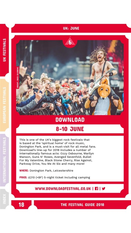 The Festival Guide screenshot-1