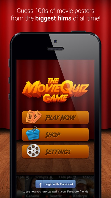 Guess the Movie Game -Holywood screenshot-4
