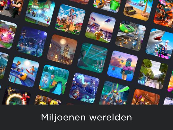 ROBLOX iPad app afbeelding 1