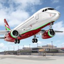 Passenger Airplane Flight Sim