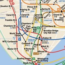 NYC Maps – Subway, Bus, & LIRR