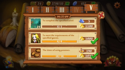 Cooking Witch Screenshot
