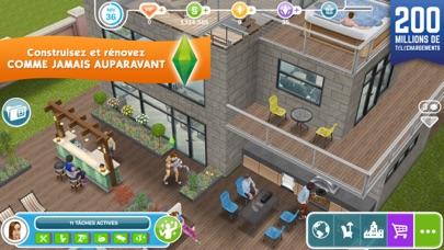 Les Sims Freeplay sur iPad-capture-3