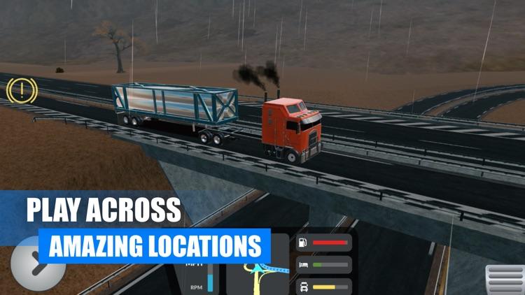 Truck Simulator USA American screenshot-8