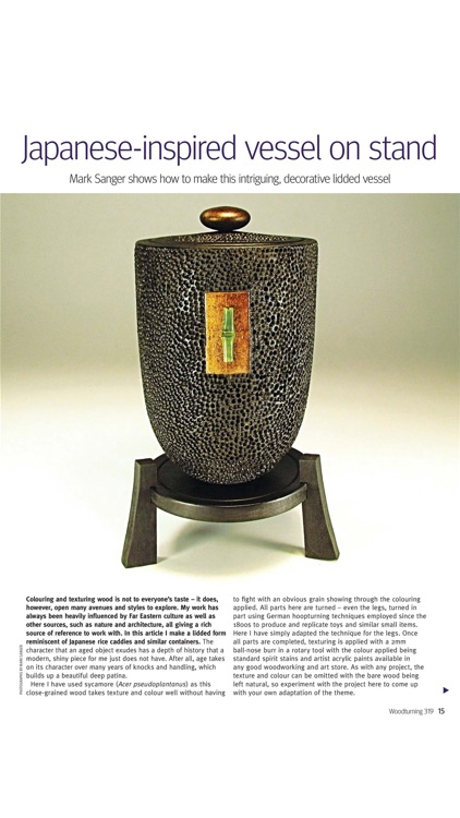 Woodturning Magazine screenshot-4