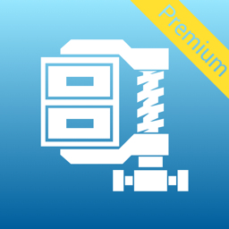 Ícone do app WinZip Pro: zip, unzip & rar