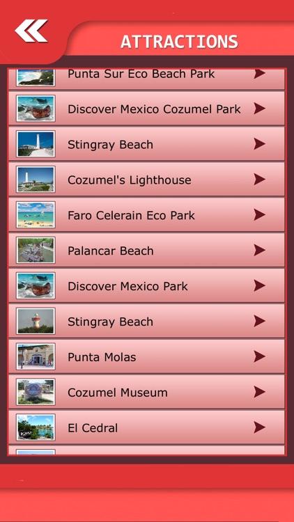 Cozumel Island Tourism Guide screenshot-3