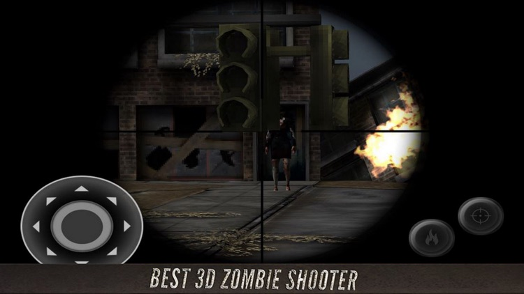 Military Shooter Zombie 3D